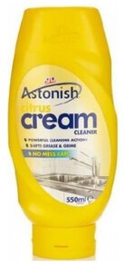 Mleczko Astonish Citrus Cream 550ml