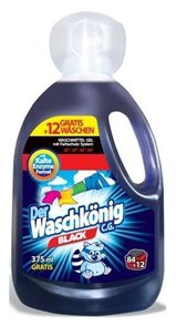 Żel do prania Waschkonig Black 3,375l