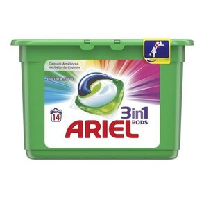 Ariel Color Kapsułki do prania 3in1 - 14 szt