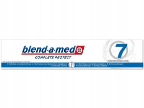 blend-a-med Complete 7 100ml Crystal White