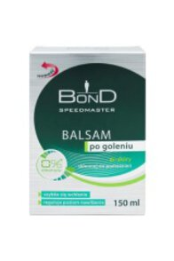 Bond Speedmaster balsam po goleniu 150 ml