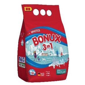 Bonux Ice Fresh Proszek do prania bieli 3kg