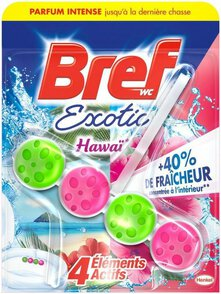 Bref Exotic Hawaii Zawieszka do WC 50g