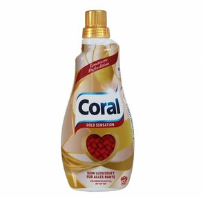 Coral Gold Sensation kolor żel 22p/ 1,1L