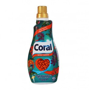 Coral Secret Garden żel do prania 22p/ 1,1L