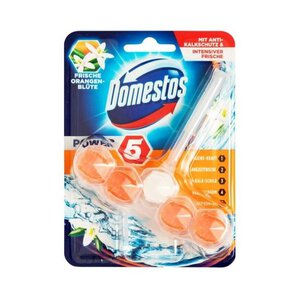 Domestos Power 5 Orangen Blute Zawieszka do WC 55 g
