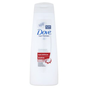 Dove Hair Therapy Heat Defence Szampon do włosów 250ml