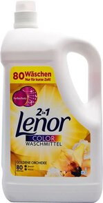 Lenor 80 prań Żel Kolor Golden Orchidee 4400ml
