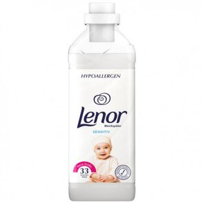 Lenor Sensitiv Płyn do płukania tkanin 33p/ 990ml