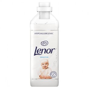 Lenor Sensitiv Płyn do płukania tkanin 930 ml