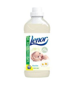Lenor Sensitive Płyn do płukania tkanin Pure Care 1975ml
