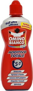 Omino Bianco Additivo Totale 5in1 odplamiacz w żelu 900ml