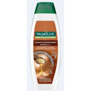 Palmolive Naturals Luminous Nourishment Szampon 2in1 350 ml