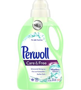Perwoll Care & Free płyn do prania 20 prań - 1,5 L
