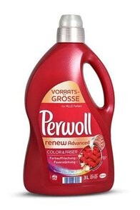 Perwoll Color & Faser Płyn do prania 40 prań-3l