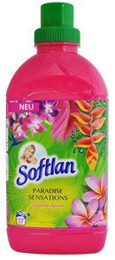 Płyn do płukania Softlan Paradise Sensations Tropischer Garden 750ml