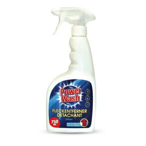 Power Wash Uniwersalny odplamiacz w spray 750 ml