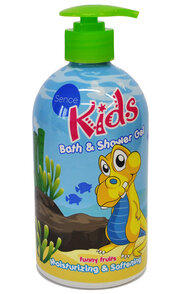 Sence Kids Bath & Shower Żel do kąpieli funny fruits 500ml